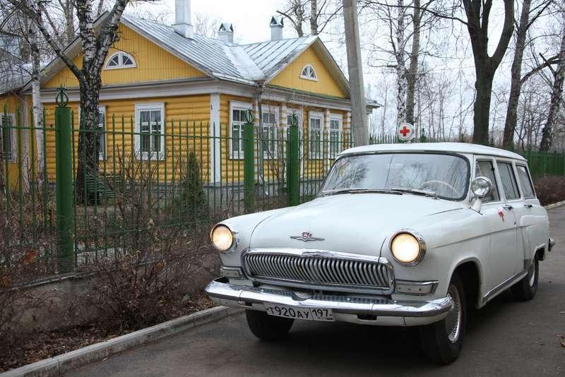 ГАЗ-22Д «Волга»: спасти исохранить