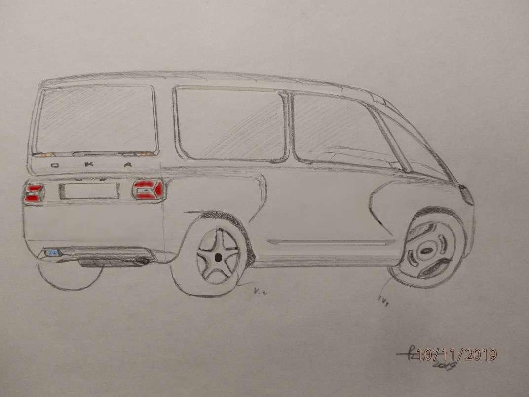 Почему унас невыпускают авто размера city car ?— фото 1012243