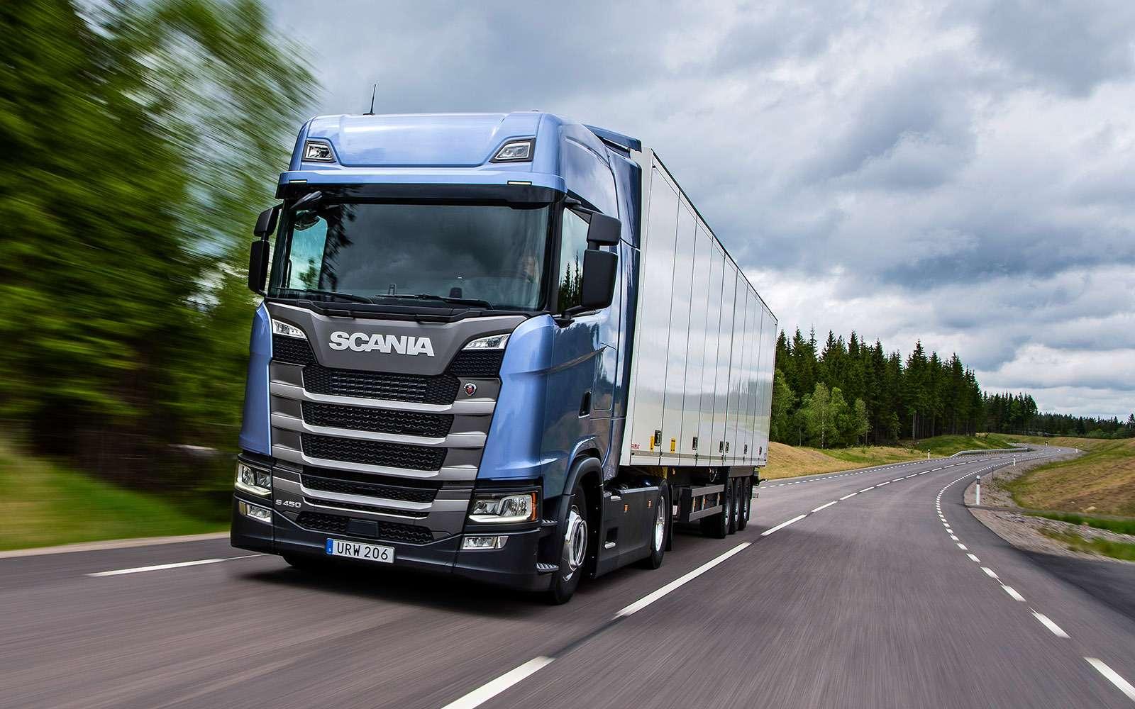 Scania Next Generation: поколение NEXT— фото 682239