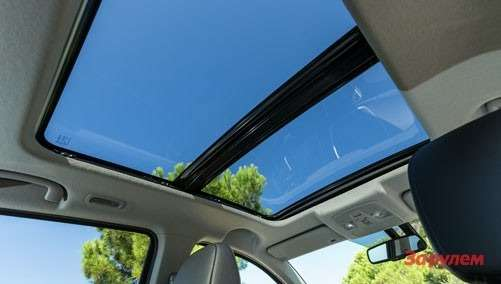55 SX4 S CROSS Roof