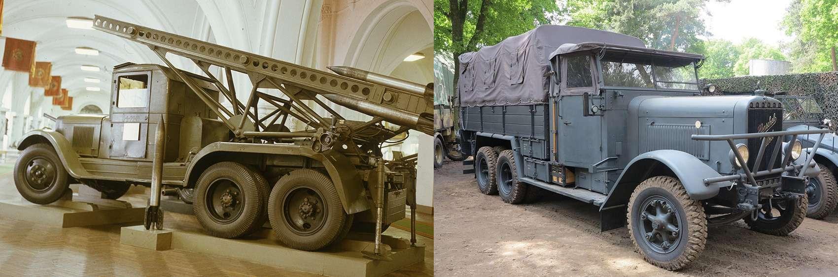 Автомобили Великой Отечественной: битва конструкций— фото 584385