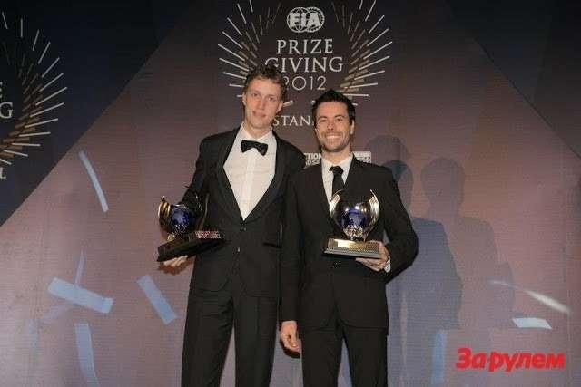 Второе место вFIA GT1 WORLD CHAMPIONSHIP