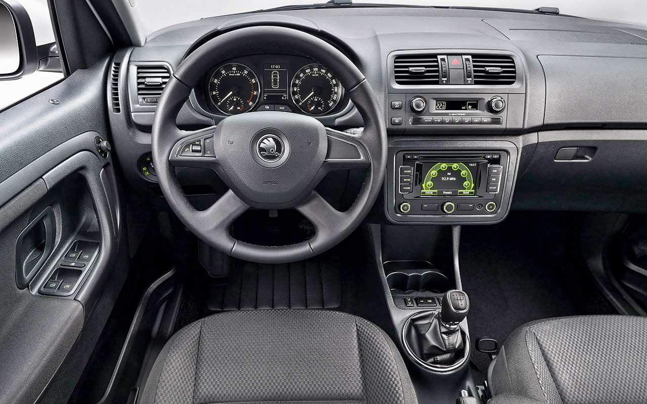 Автомобили B-класса за400 тысяч руб.: все лучшие варианты— фото 959228