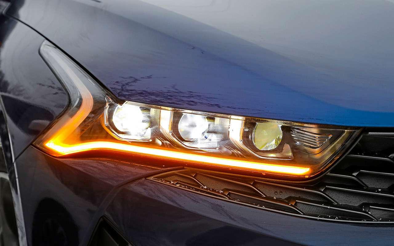 Skoda Octavia, Kia K5, Mazda 6— большой тест— фото 1221390