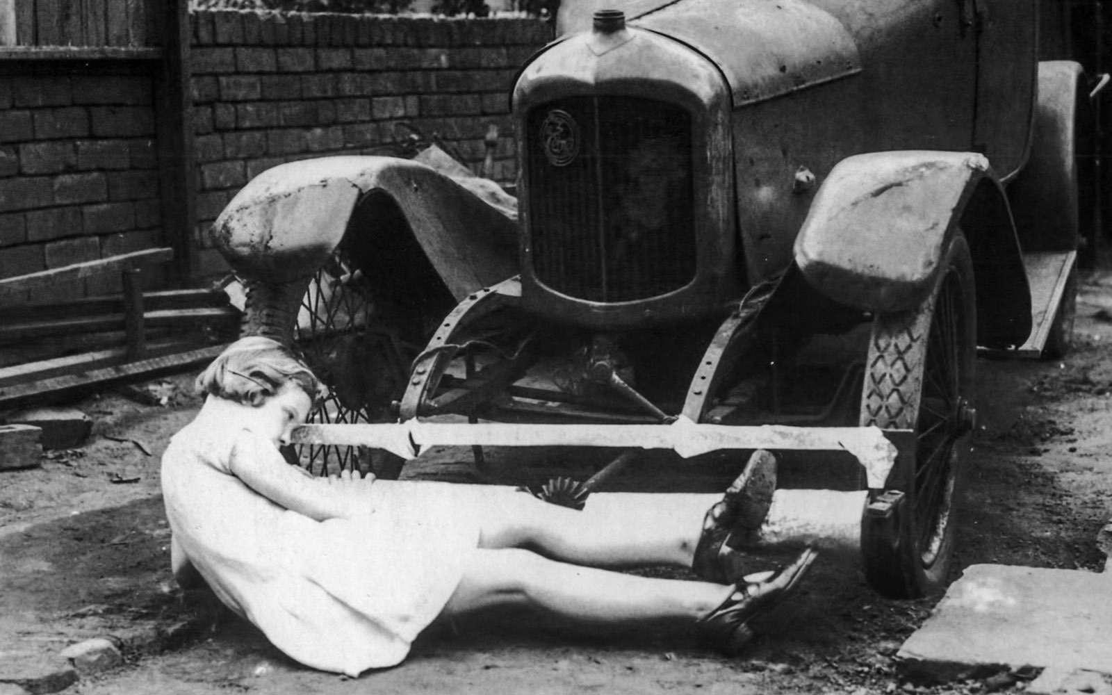 Наслужбе спасения— история ремней иподушек безопасности— фото 769910
