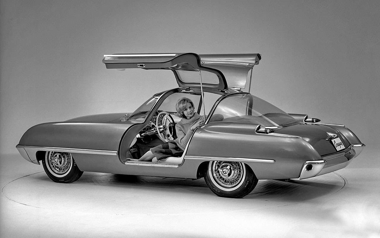 Ford Cougar 406(1962)
