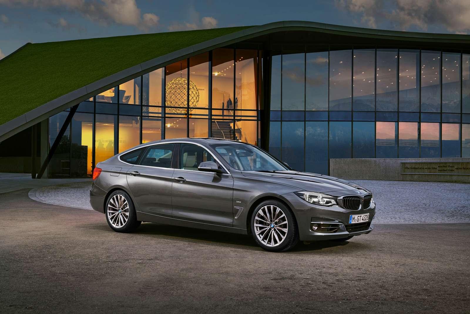 Обновленный BMW 3-й серии GT: урок эффективного менеджмента— фото 593852