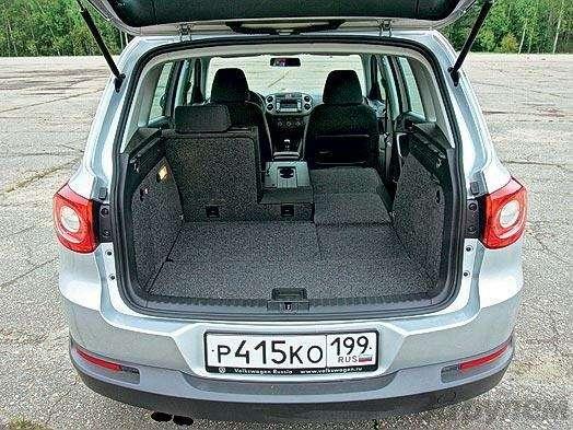 Тест Renault Koleos, Ford Kuga, Volkswagen Tiguan: Экспресс наМышкин— фото 89423