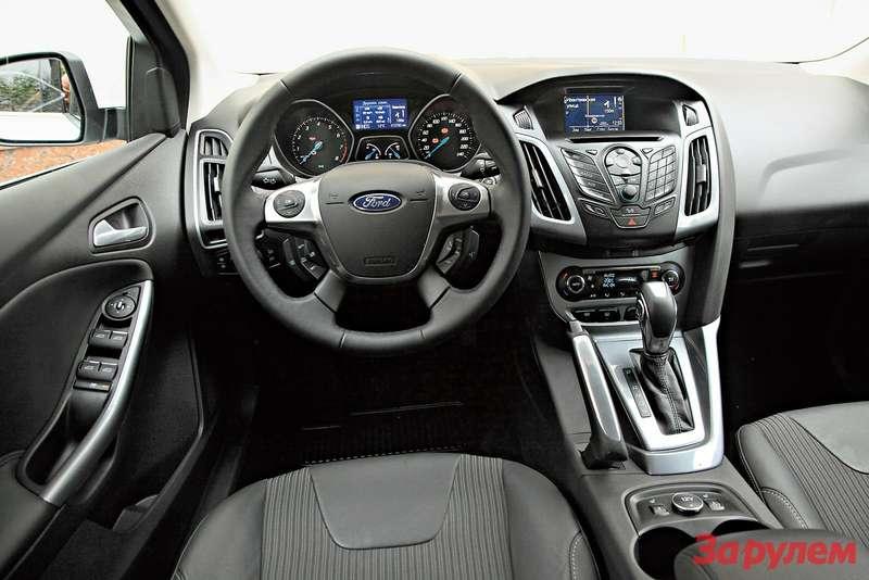 «Форд-Фокус», от 542 000 руб., КАР от 6,21 руб./км