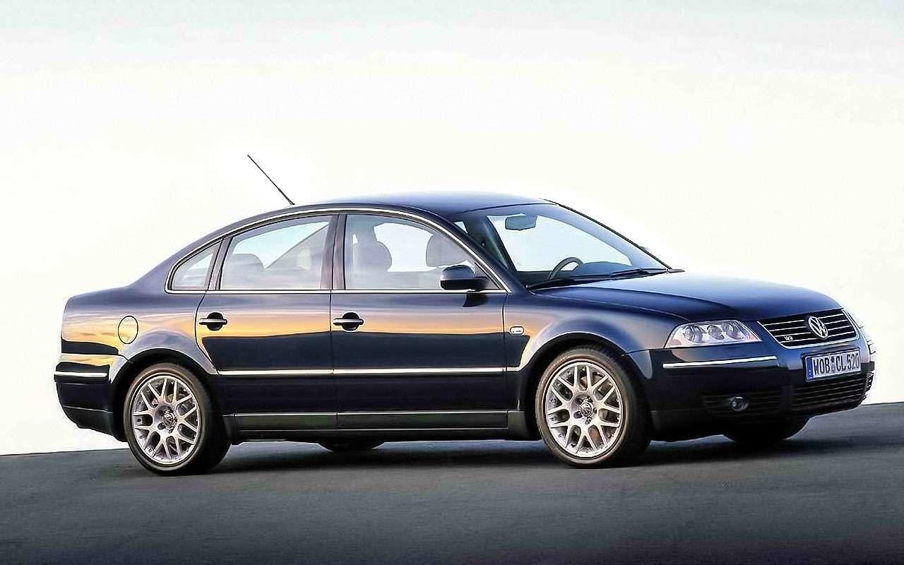 Volkswagen Passat B5+ W8