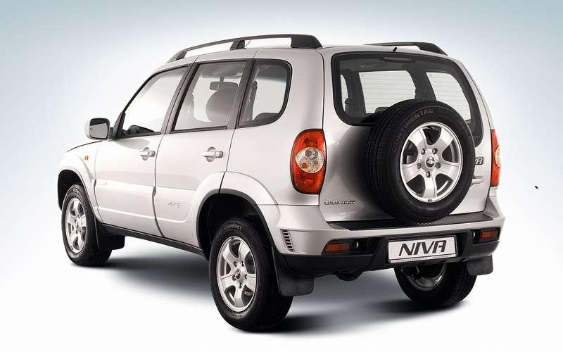 Lada Niva: серийный выпуск официально одобрен