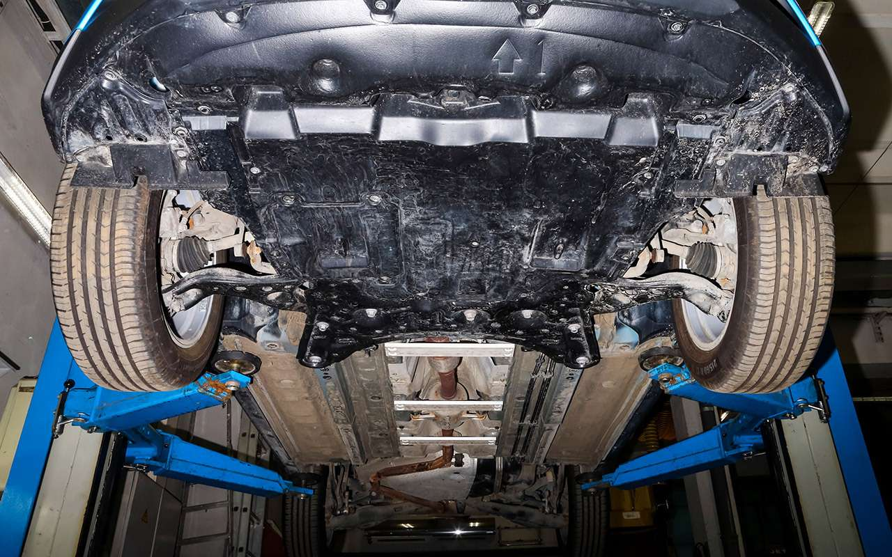 Большой тест стиляг: Toyota C-HR, Citroen C3Aircross иновый Kia Soul— фото 990473