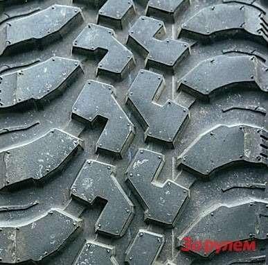 Могучие, крепкие, проходимые, ноочень шумные, жесткие итяжелые шины «Кордиант Офф-Роуд».