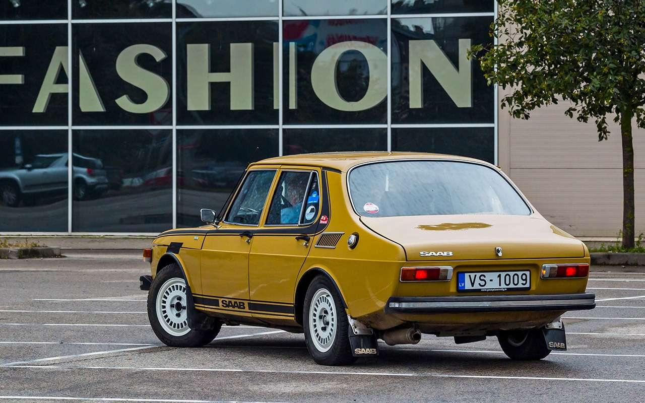 Saab 99— ретротест «шведской зажигалки»— фото 794802