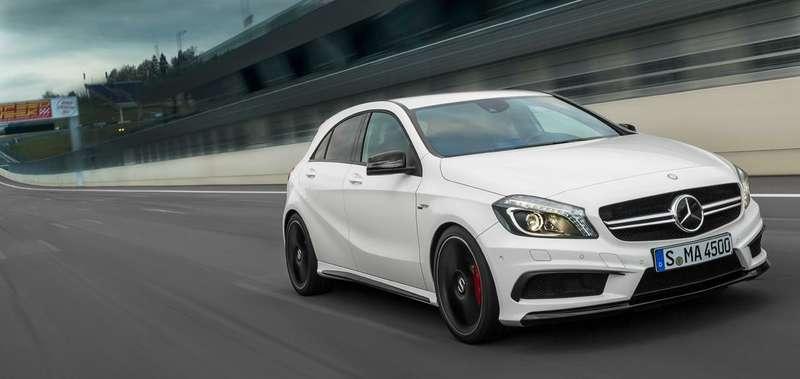 Mercedes небудет выпускать субкомпакты