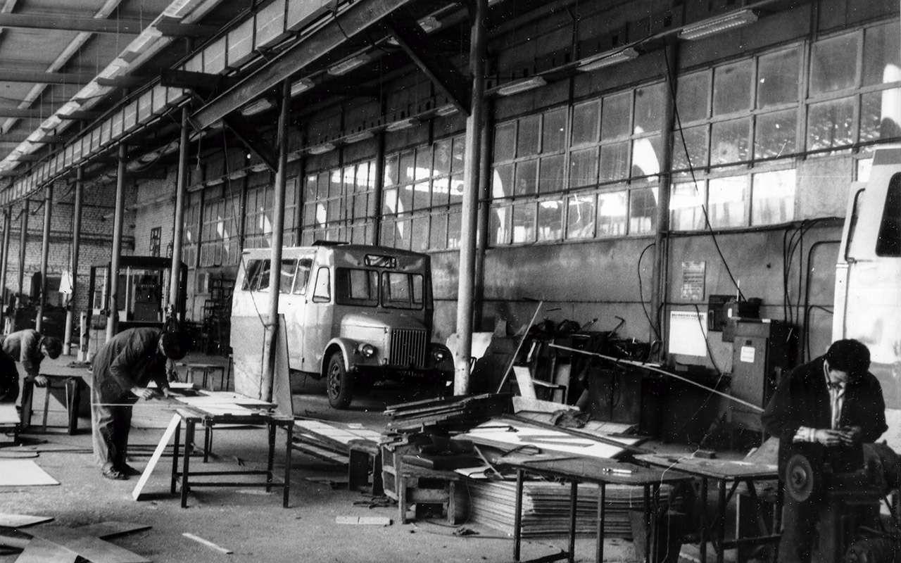 Гибрид УАЗа сГАЗом идругие малоизвестные серийные автомобили СССР— фото 933346