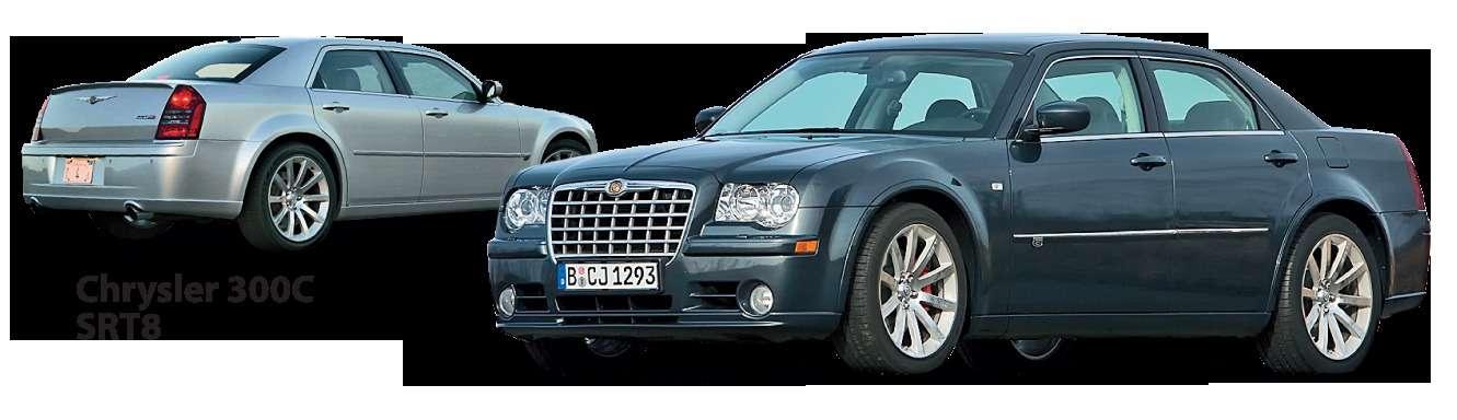 Chrysler 300С SRT8
