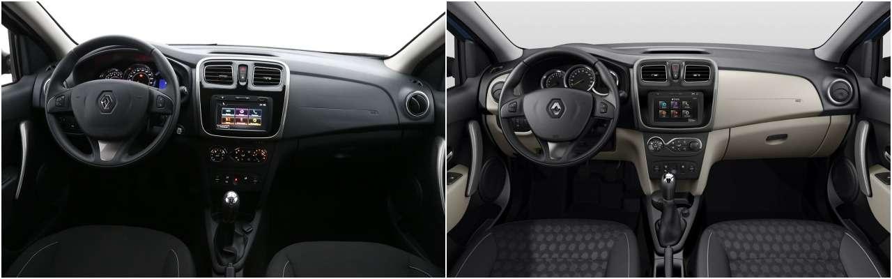 Renault Logan против Sandero Stepway: выбираем оптимальную комплектацию— фото 863196
