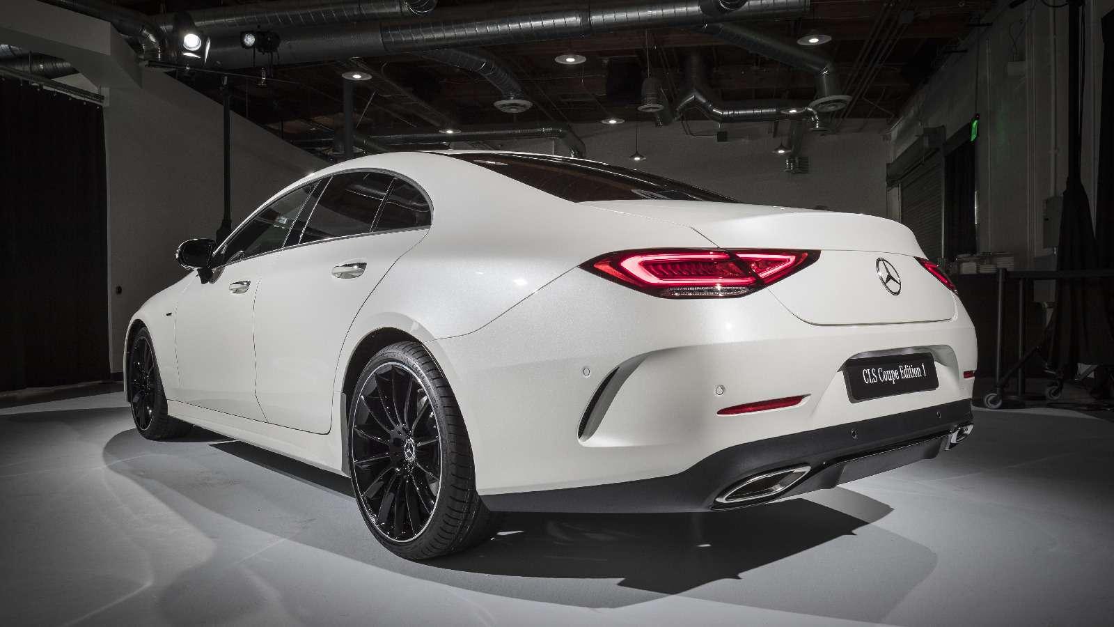 Новый Mercedes-Benz CLS: еще больше чувственности— фото 822047