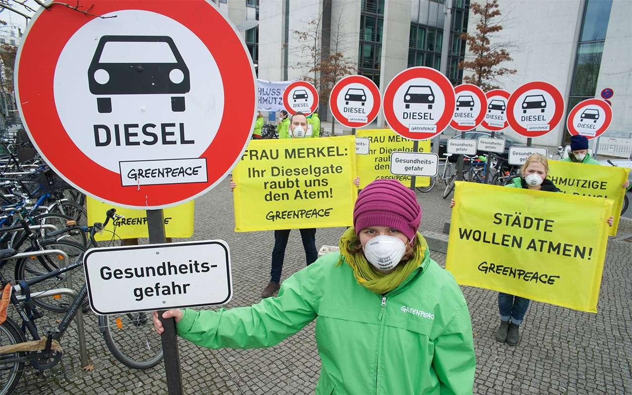 Почему европейцы любят дизели, амы— нет?— фото 850725