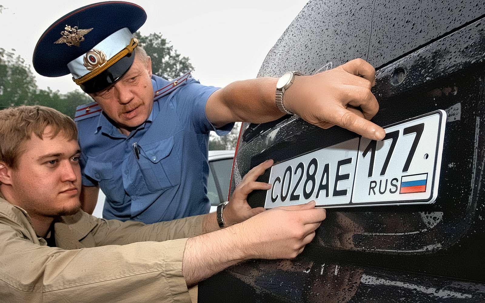 Российские автомобильные номера: отизвозчиков досовременных машин— фото 714270
