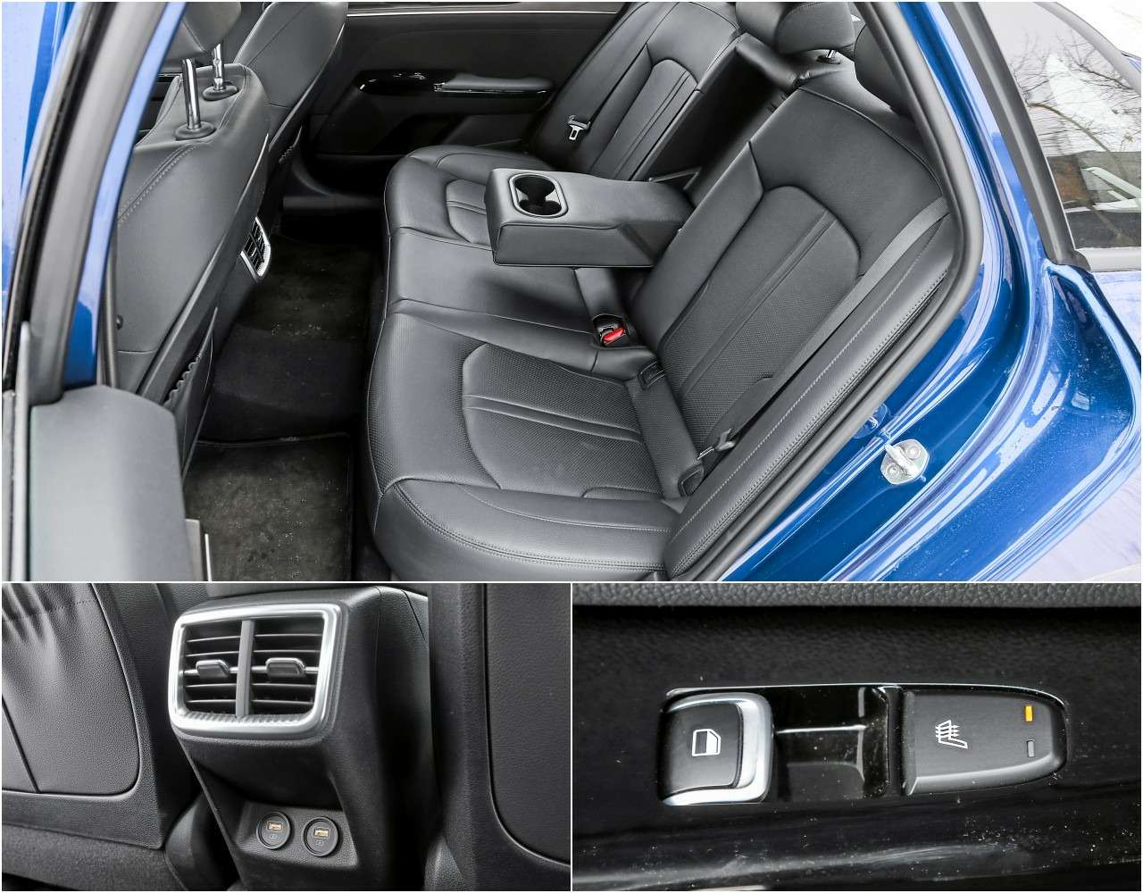 Skoda Octavia, Kia K5, Mazda 6— большой тест— фото 1221399