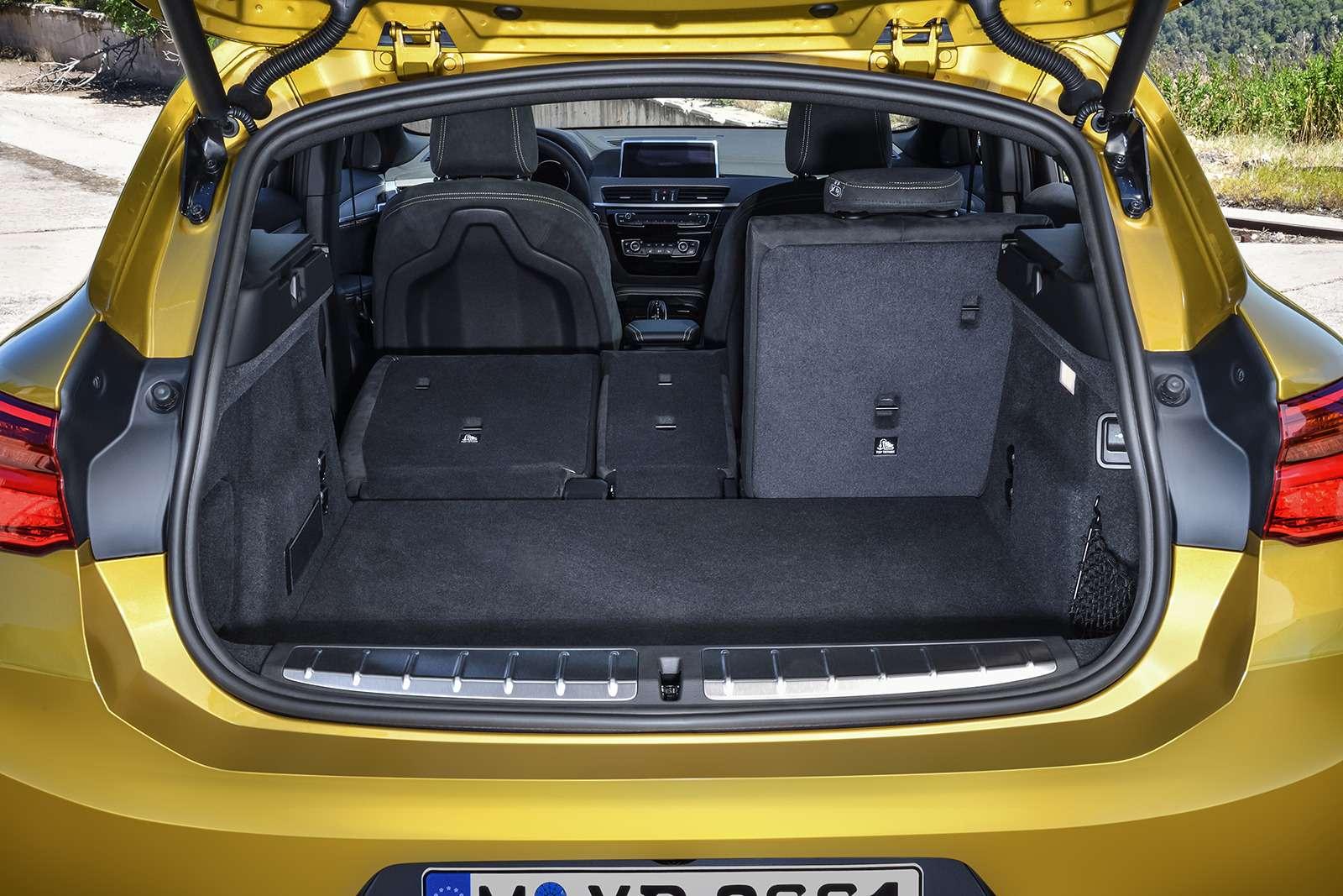 Мал, даудал: BMW рассекретила кроссовер X2— фото 809820