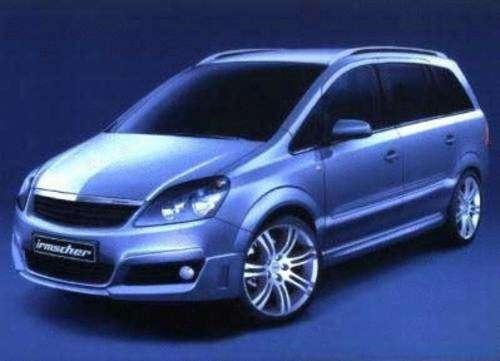Новый Opel Zafira стартует вместе стюнинговой версией— фото 104873