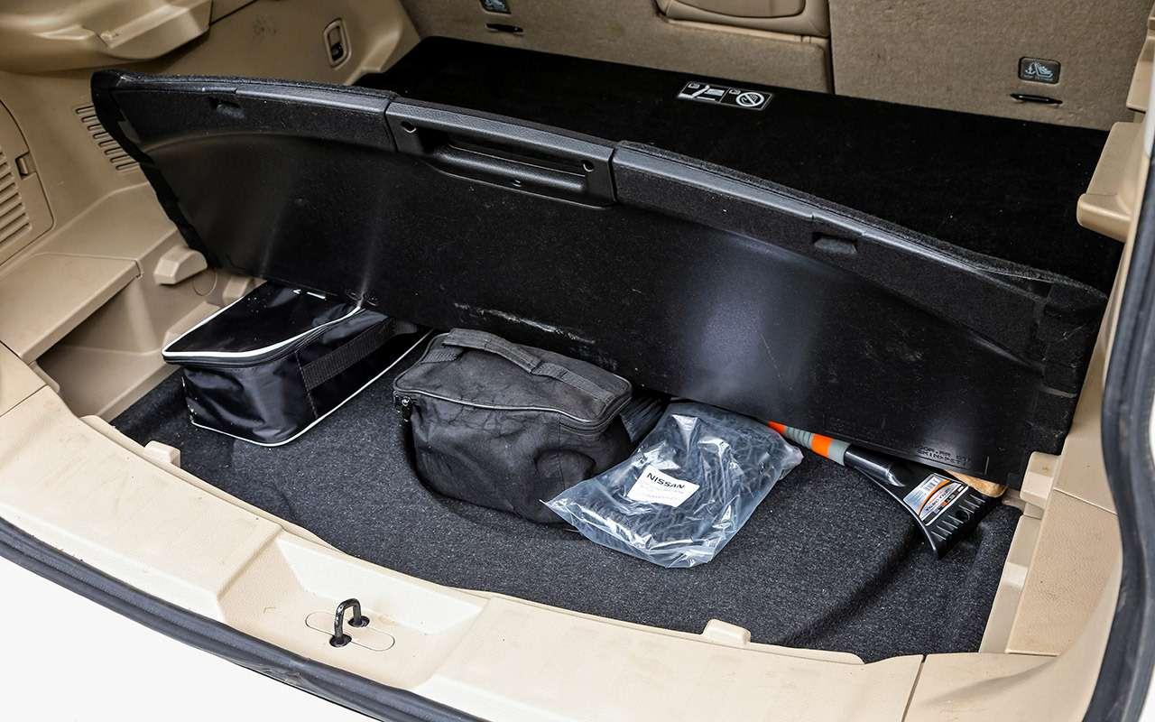 Длительный тест Nissan X‑Trail: один, нобольшой недостаток— фото 988300