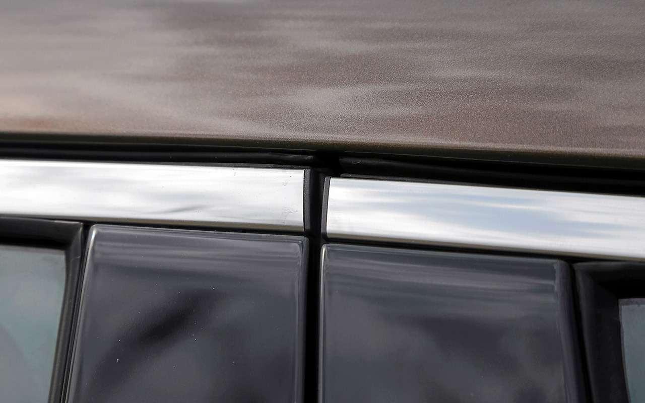 Новый (ибольшой) кроссовер изКитая: тест-драйв «Зарулем»— фото 1252546