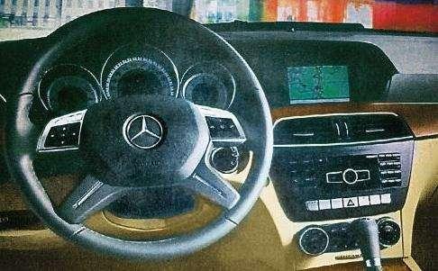 Mercedes-Benz Cinterior