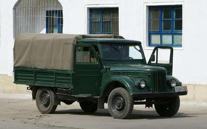 12«козликов» ГАЗ-69, которых выне видели (есть изарубежные)