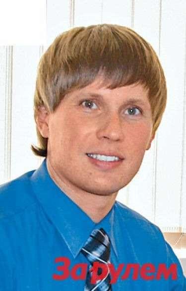 Борис Веселов