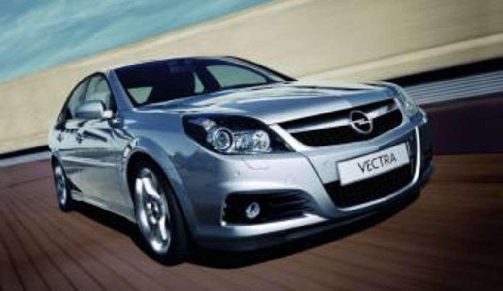 В России появился новый Opel Vectra— фото 106036