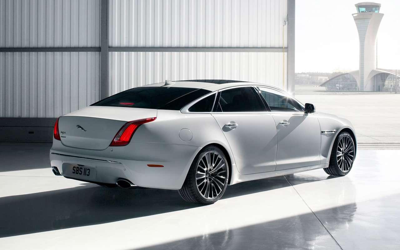 Задефектный Jaguar требуют рекордную дляРоссии сумму возмещения