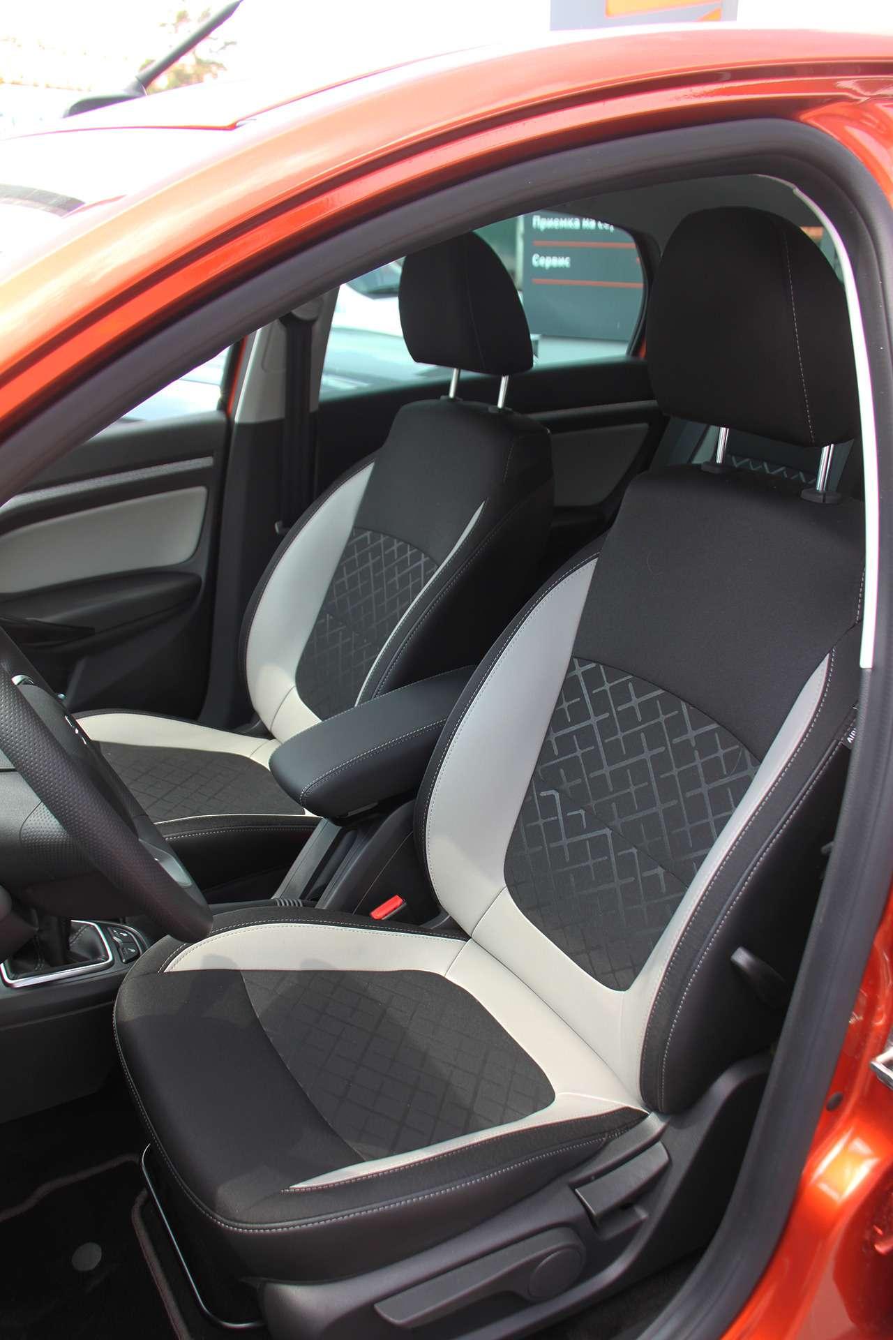 Lada Vesta Cross седан— новые подробности— фото 872925