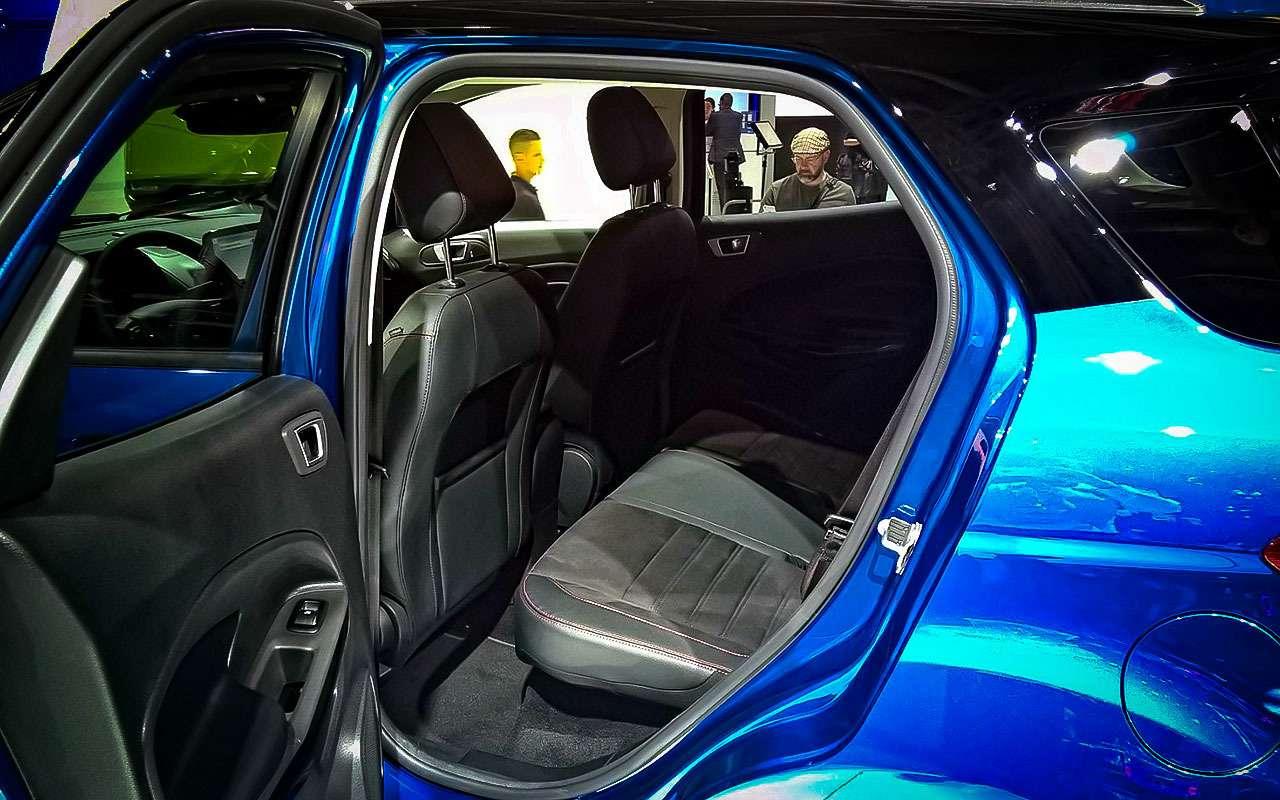 Новый Duster идругие премьеры автосалона воФранкфурте: онлайн-трансляция. Часть 1— фото 793895