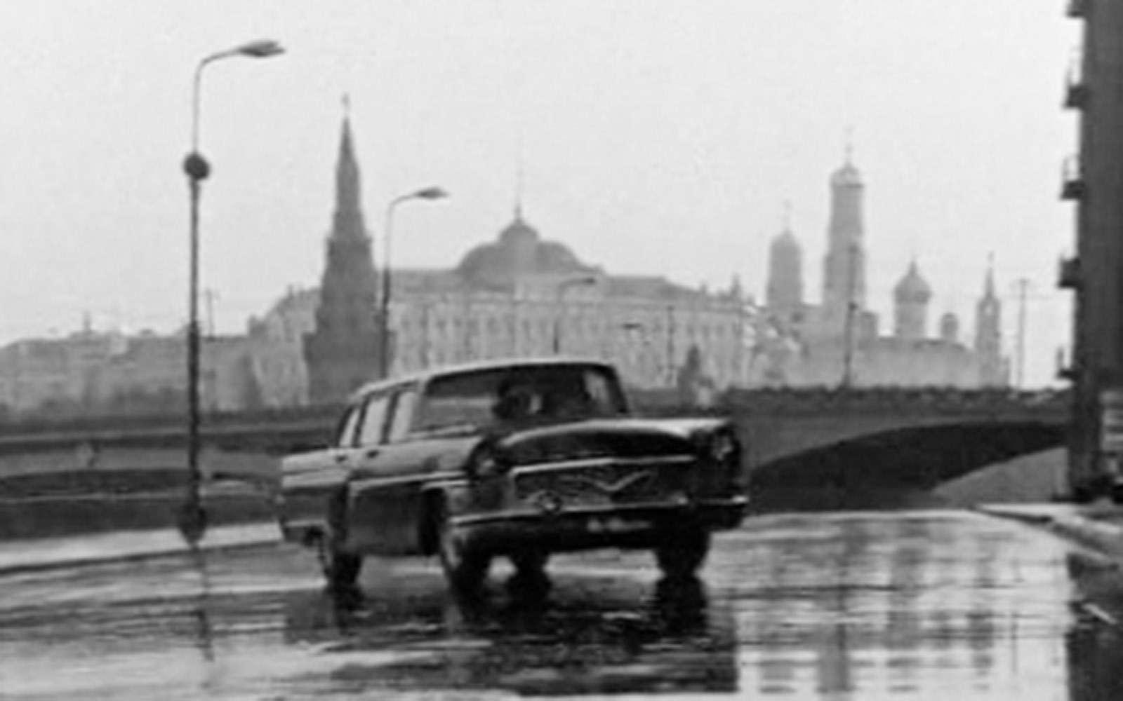 Крылья Советов: догоняем Америку наЧайке ГАЗ-13— фото 692194