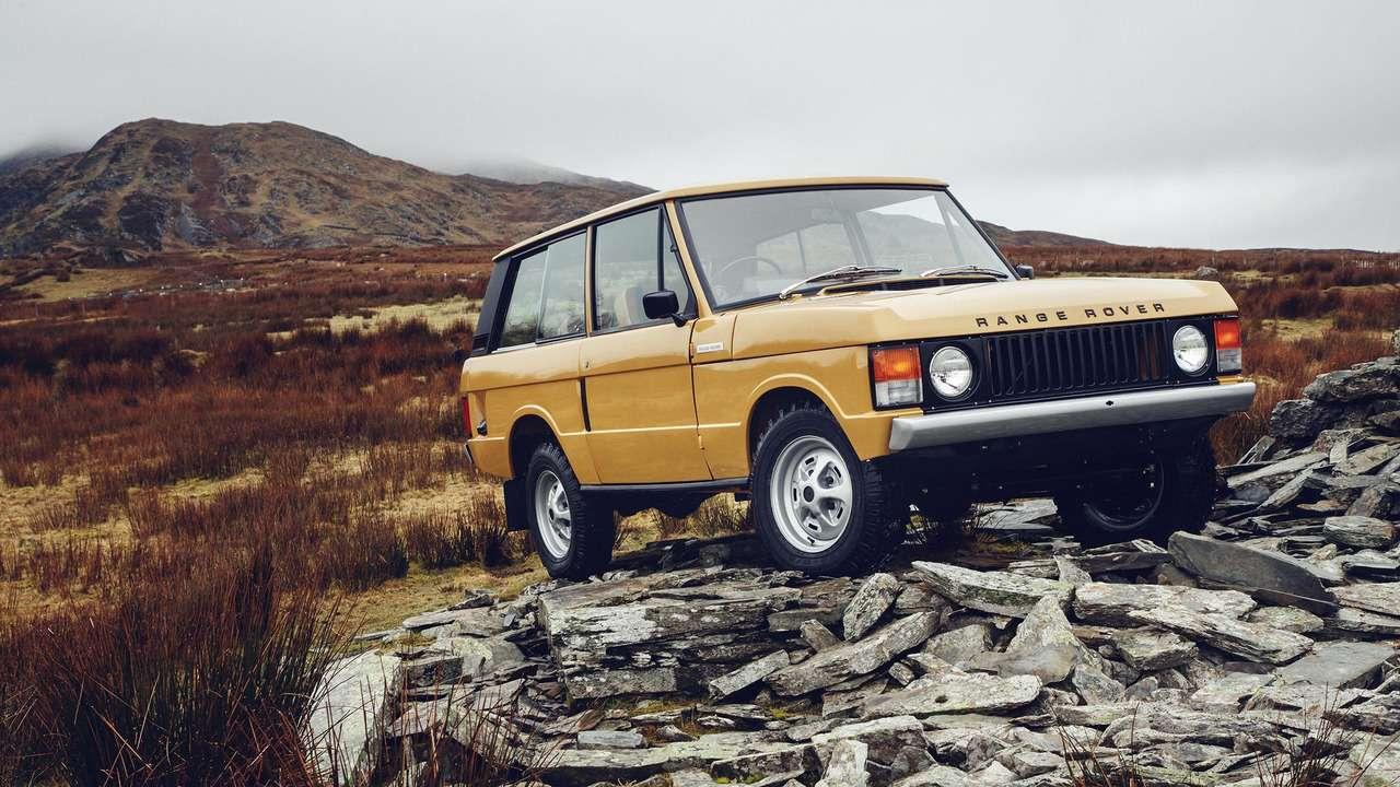 Соннаяву: Land Rover возобновил выпуск классического Рейндж Ровера— фото 702080