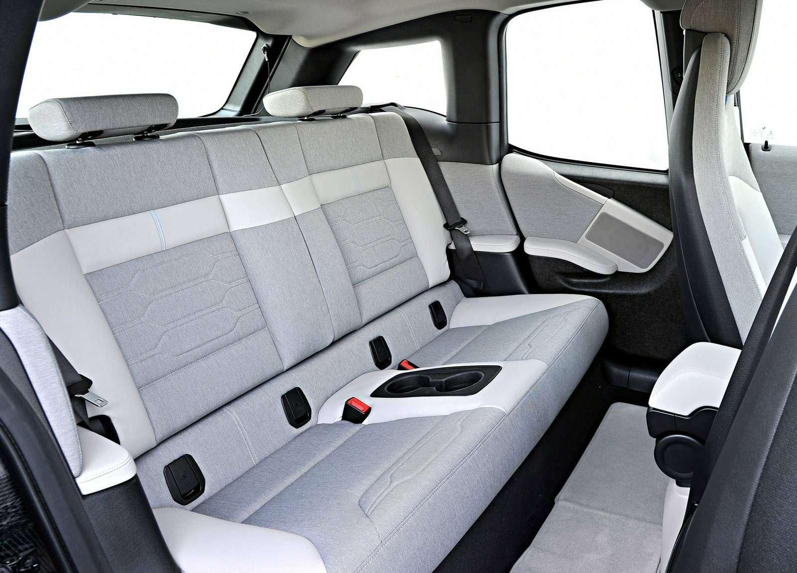 Электромобиль BMW i3приехал вРоссию подвидом гибрида— фото 694253