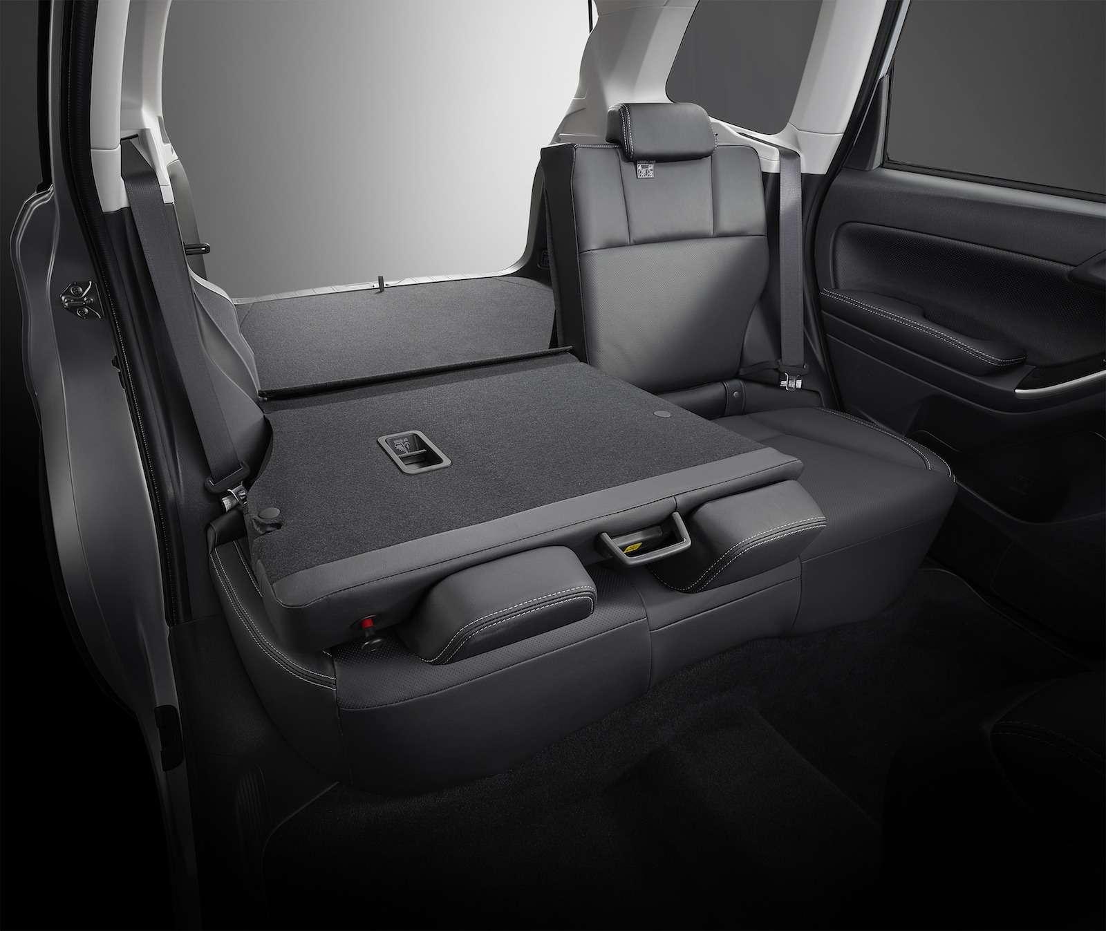 Обновленный  Subaru Forester: тише едешь...— фото 594326