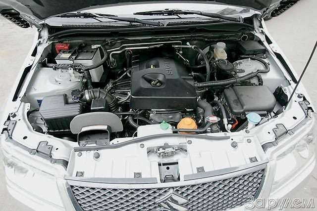 Suzuki Grand Vitara. Секретный гранд— фото 58436