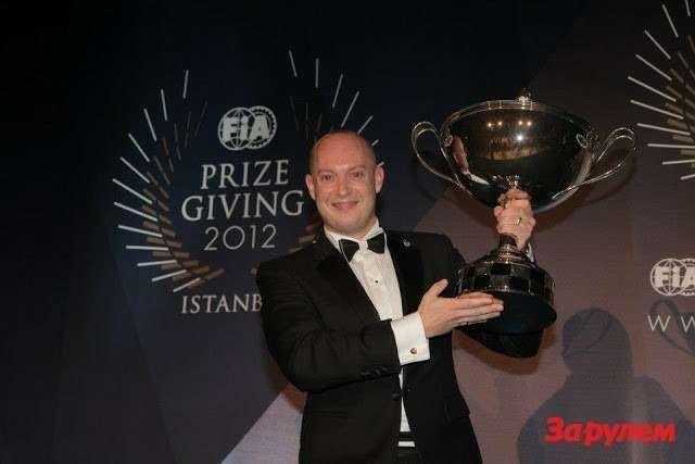 Победитель FIA WORLD TOURING CAR CHAMPIONSHIP