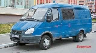 ГАЗ-2705 семиместный