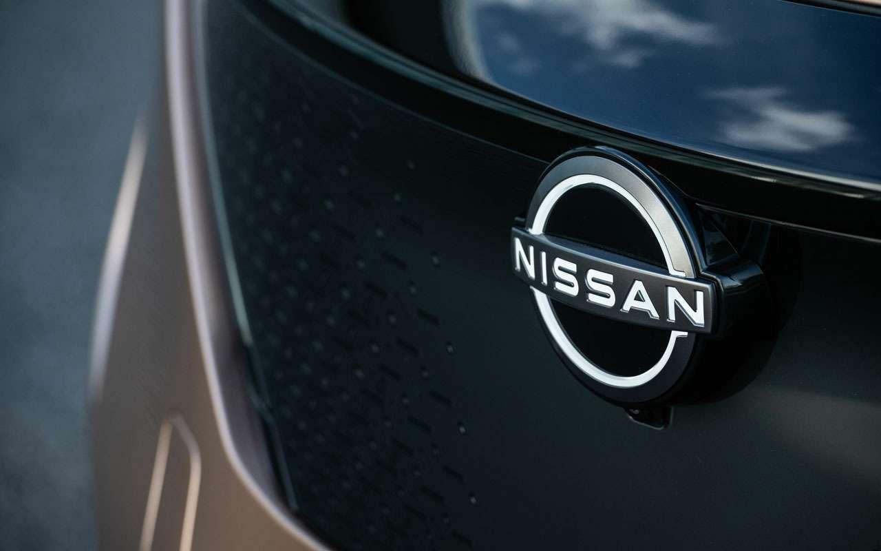 Nissan изменил логотип. Теперь он«тонкий илегкий»— фото 1145167