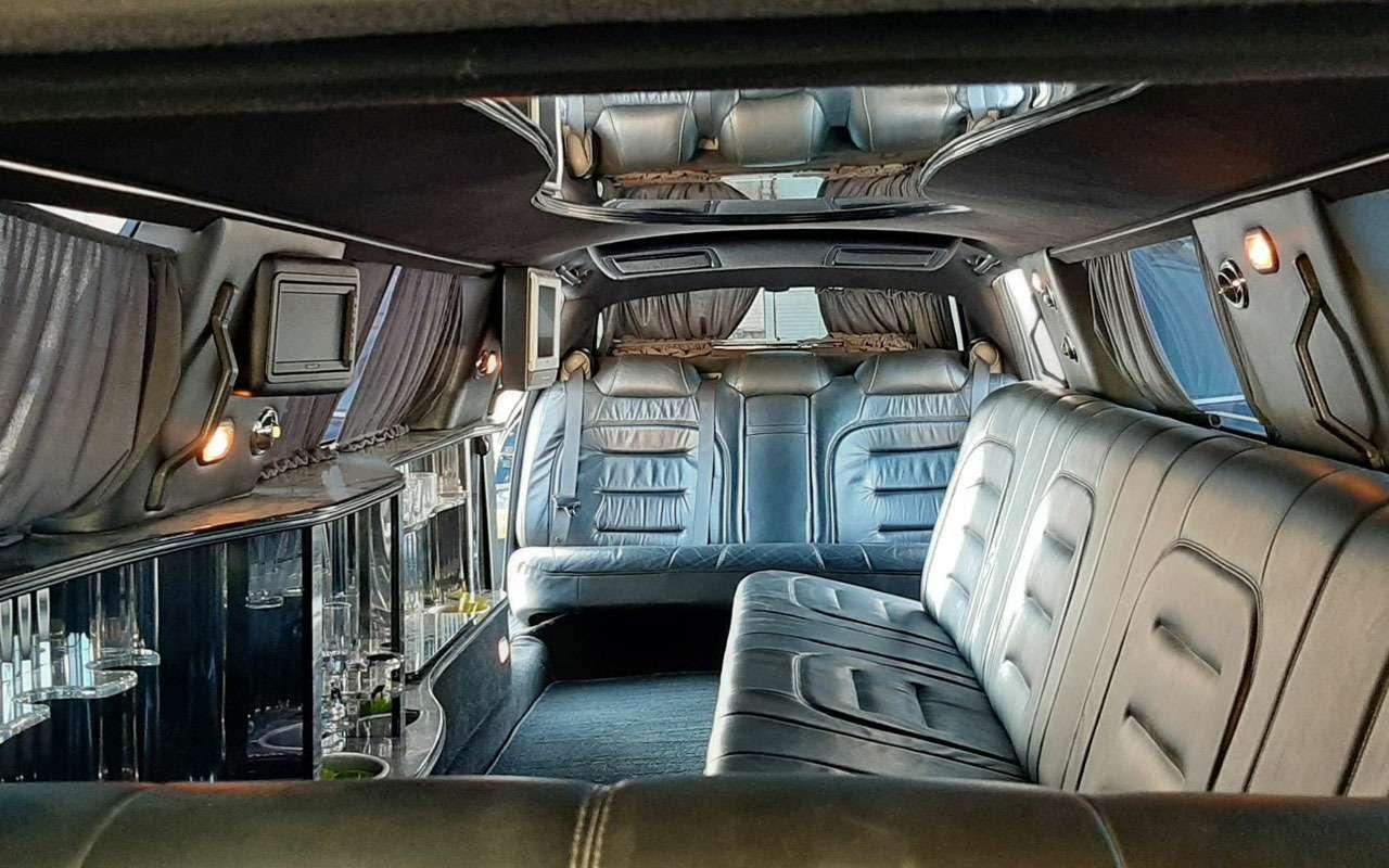 Басков продает лимузин за45000 у.е. Интересно, кто возьмет— фото 1083207