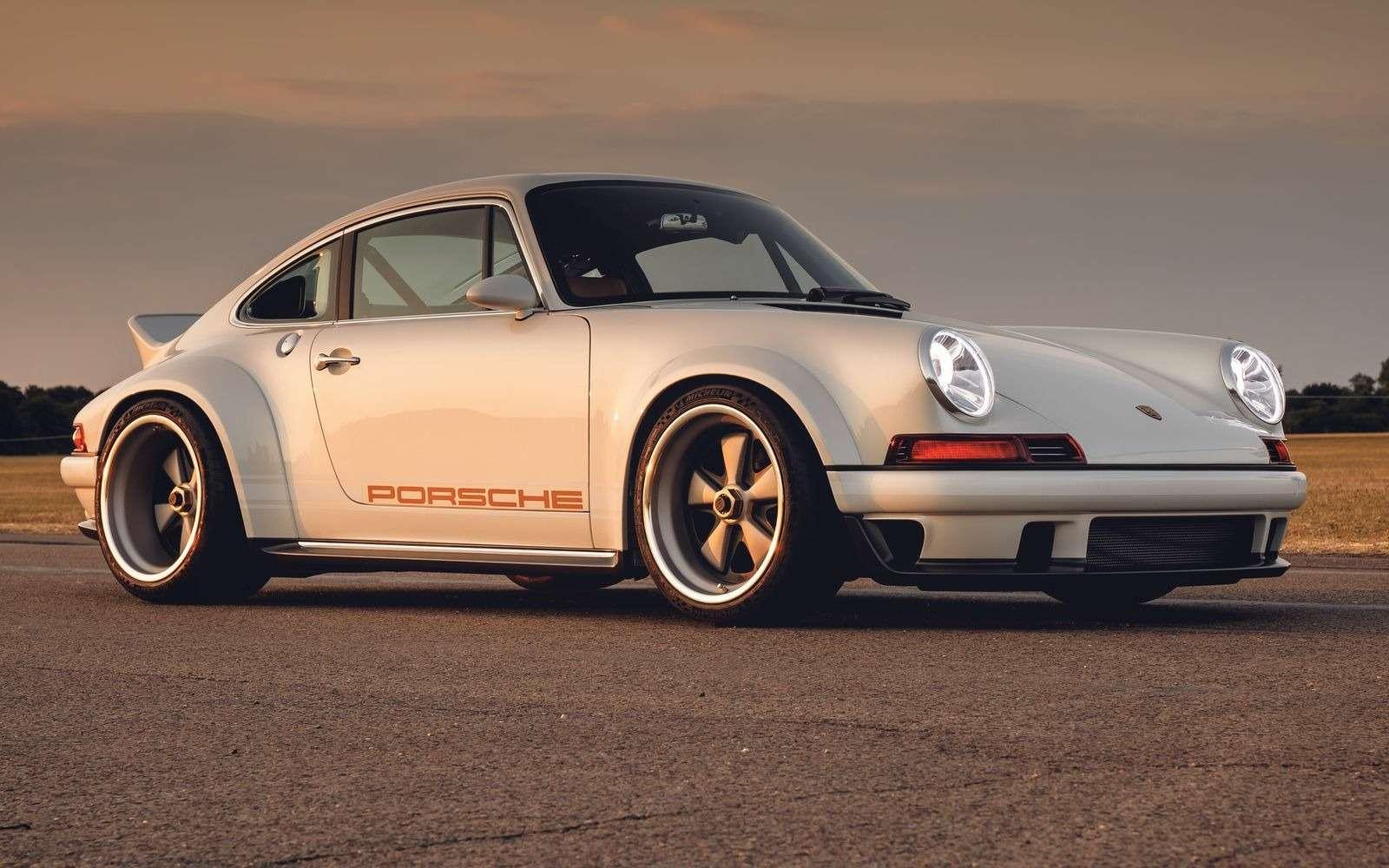 Singer DLS: классический Porsche нановый лад— фото 886681