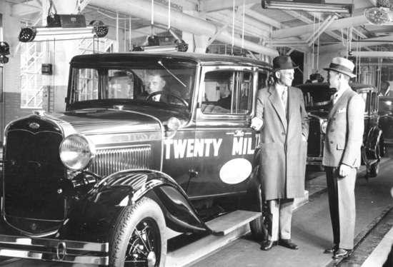 5 1931 Ford 20Million nocopyright
