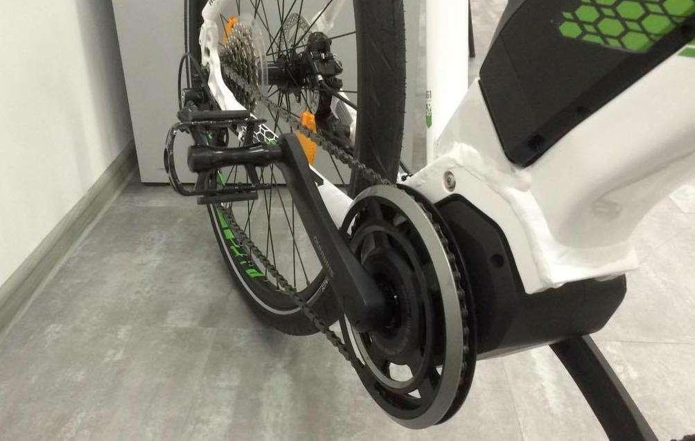 Электровелосипед Skoda e-Bike: осторожно— напряжение!— фото 763652