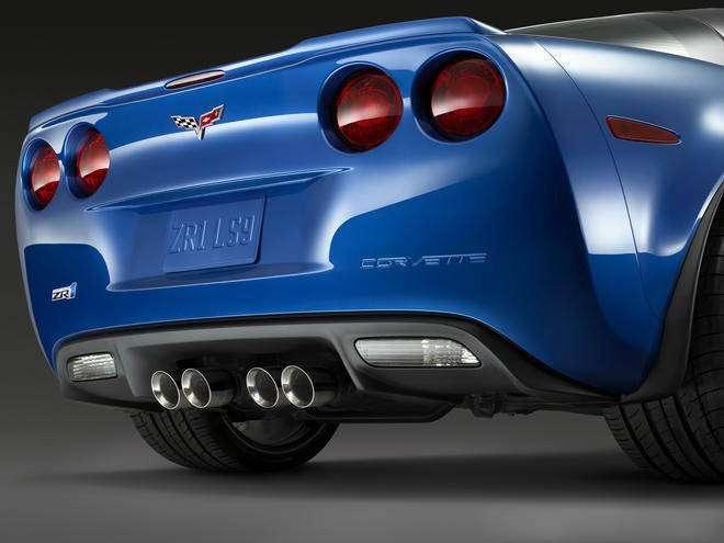 Новый Chevrolet Corvette ZR1: официальные цифры— фото 348863